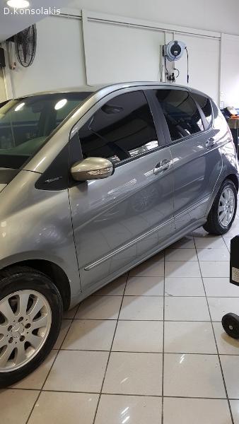 MERCEDES BENZ A150 ELEGANCE AUTO ΕΓΓΥΗΣΗ
