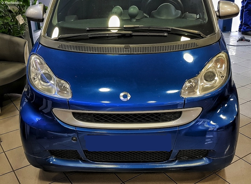 SMART FOR TWO 2007 71hp ΕΛΛΗΝΙΚΟ