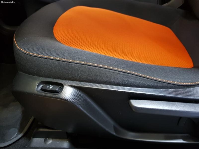 SMART FORTWO AYTOMATO 2015 90HP TURBO FULL EXTRA