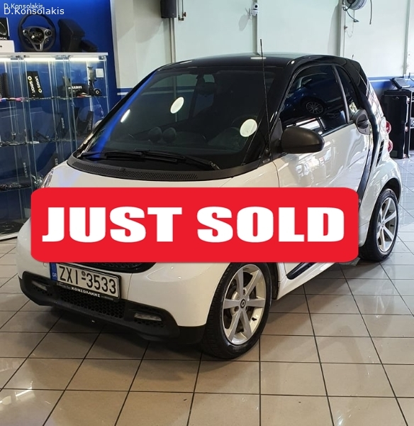 SMART FORTWO 451 PULSE FACELIFT
