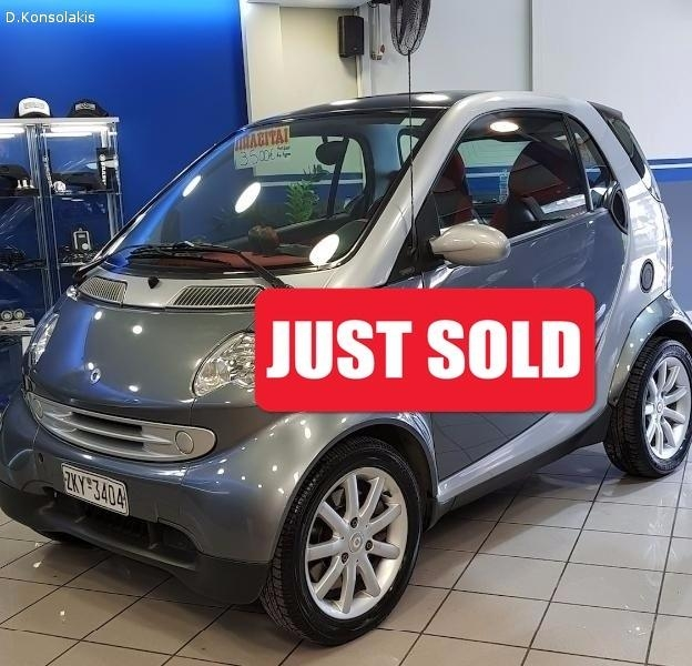 SMART FORTWO 700cc PASSION 2004