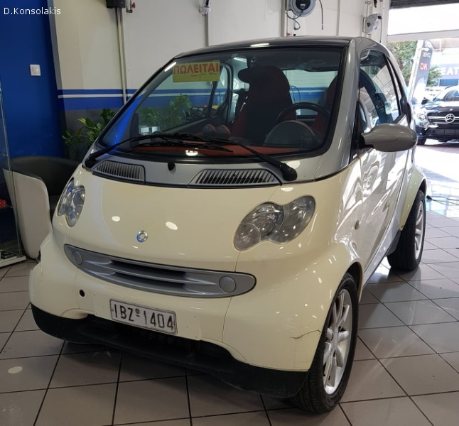 SMART FORTWO 700cc 2004 FULL EXTRA