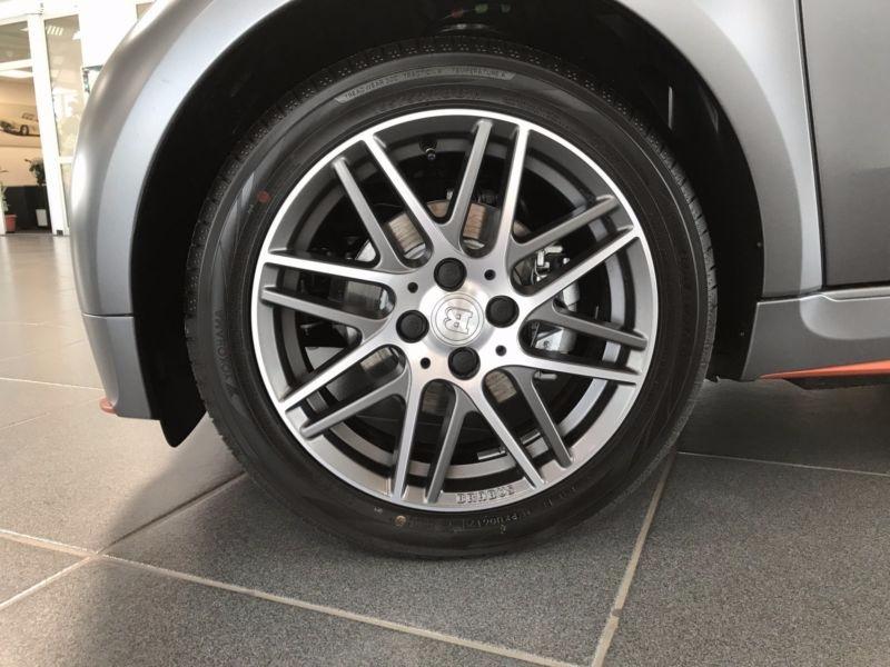 SMART FORTWO BRABUS 453 900cc 2017