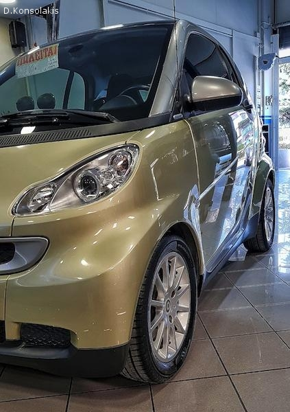 SMART FORTWO LIMITED 3 1000cc 71HP ΕΓΓΥΗΣΗ