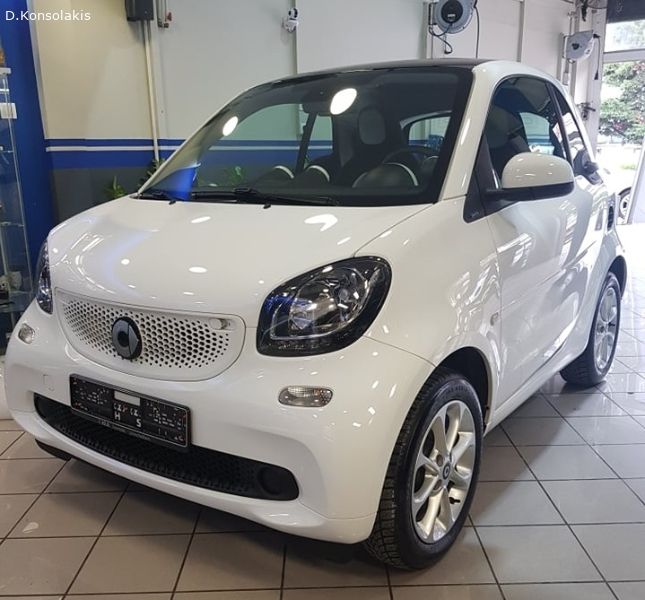 SMART FORTWO PASSION 2016 ΑΥΤΟΜΑΤΟ 71HP FULL EXTRA