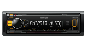 Ράδιο USB MP3 Kenwood