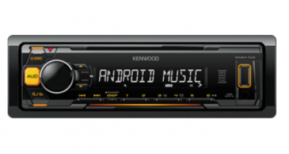 D.Konsolakis Ράδιο USB MP3 Kenwood