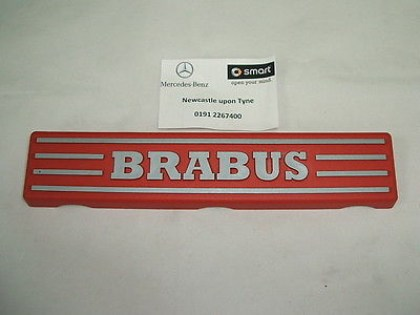 D.Konsolakis Mercedes-Benz and smart Brabus έμβλημα