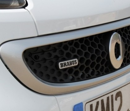 d konsolakis mercedes benz & smart service ΣΗΜΑ ΜΑΣΚΑΣ BRABUS SMART 451